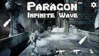Paragon Infinite Wave APK para Android Brutal juego FPS Unreal Engine 4. 25