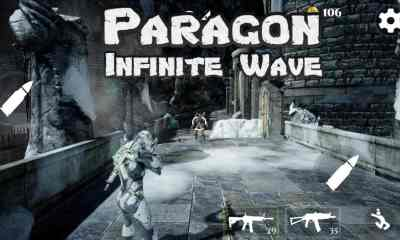Paragon Infinite Wave APK para Android Brutal juego FPS Unreal Engine 4. 25