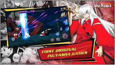 Inuyasha Awakening para Android Apk