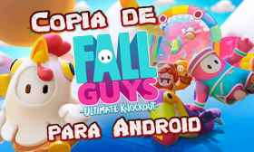 Fall Dudes 3D Apk para Android