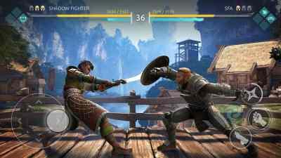 Shadow Fight Arena APK para Android Nuevo juego de Luchas HD