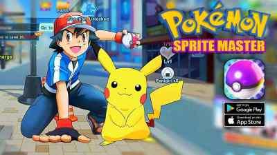 Sprite Master para Android Increíble juego similar a Pokemon