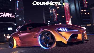 CrashMetal apk para Android Inspirado en Need for Speed