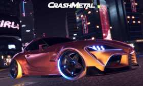 CrashMetal apk para Android Inspirado en Need for Speed