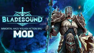 Blade Bound Legendary Hack and Slash Action RPG MOD apk Android