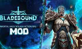 Blade Bound Legendary Hack and Slash Action RPG MOD apk Android