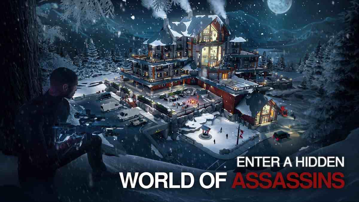 Hitman Sniper 2 World of Assassins