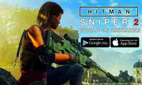 Hitman Sniper 2 World of Assassins para Android
