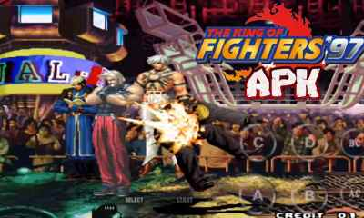 king Of Fighters 97 Invencible All Mix MUGEN para Android