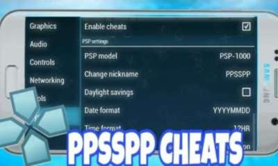 5000 Cheats Codes para Juegos PPSSPP Android PC mas Emulador Mod