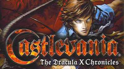 Castlevania The Dracula X Chronicles juego de PSP
