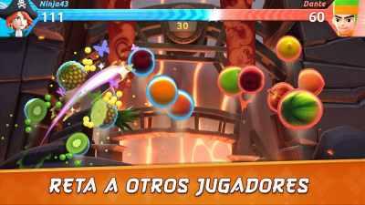 Fruit Ninja 2 APK para Android NUEVO lanzamiento luego de 10 años