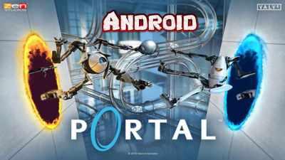 Portal PC APK Android Increíble juego de PC ahora para todo Android