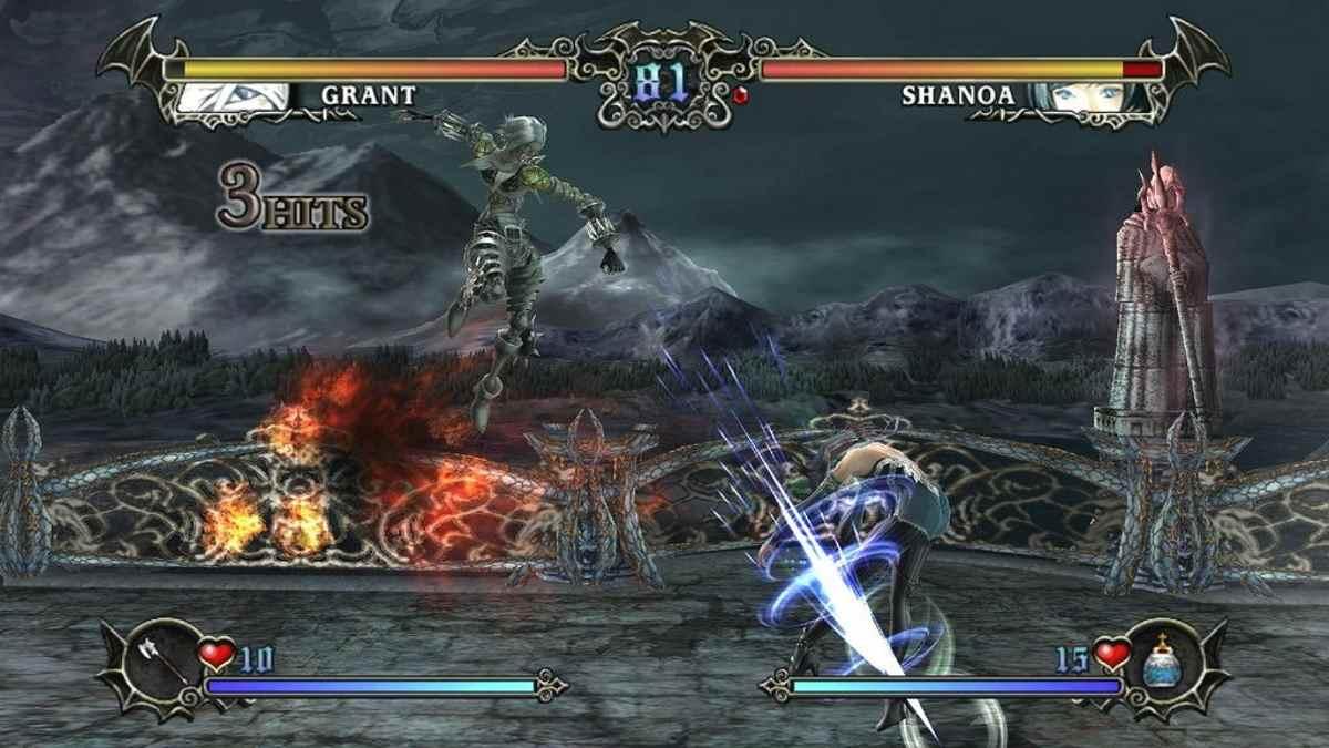Castlevania Judgement Juego Wii