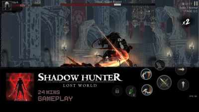 Shadow Hunter Lost World Epic Hack