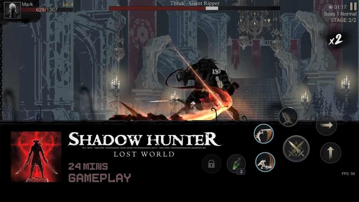 Shadow Hunter Lost World Epic Hack