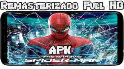 The Amazing Spider-Man para Android Ya es compatible con mas móviles