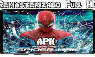The Amazing Spider-Man para Android Ya es compatible con mas móviles