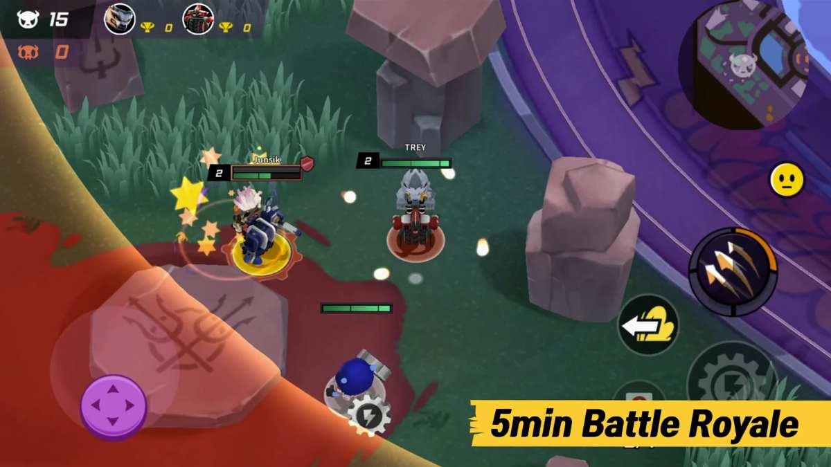 Villains Robot Battle Royale apk para Android
