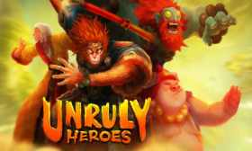Unruly Heroes apk Android Un juego que sobrepasa loslimites