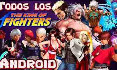 El mejor juego de luchas The king of Fighters todos los títulos
