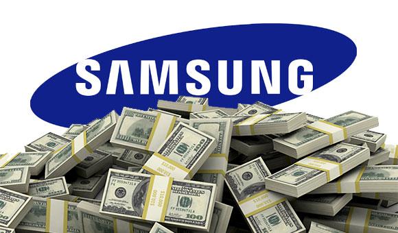 شركة سامسونغ تحقق أرباح قياسية في الربع الثالث من سنة 2017