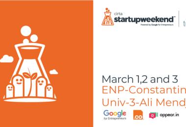 Startup Weekend Cirta 2018