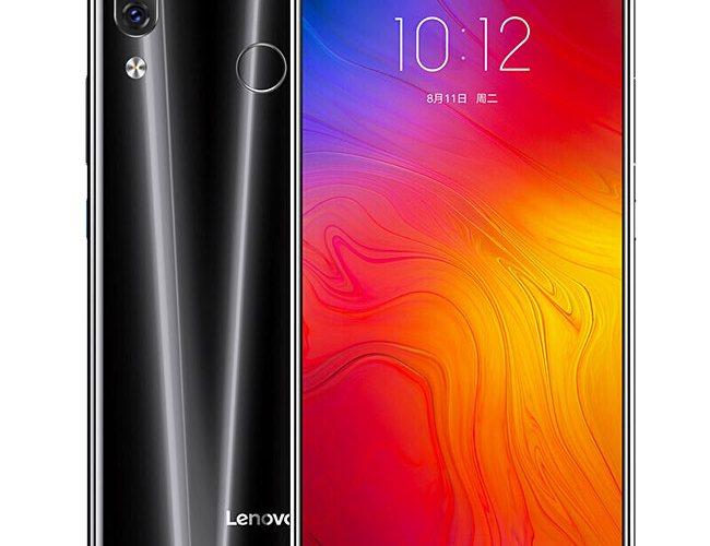 سعر و مواصفات هاتف لينوفو زاد5 Lenovo Z5 الجديد