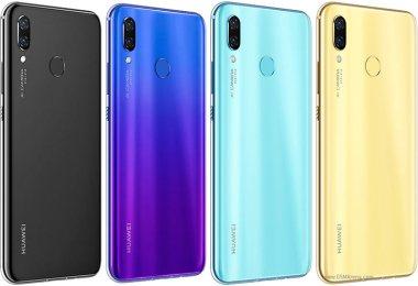 سعر و مواصفات هاتف هواوي نوفا 3 Huawei nova 3