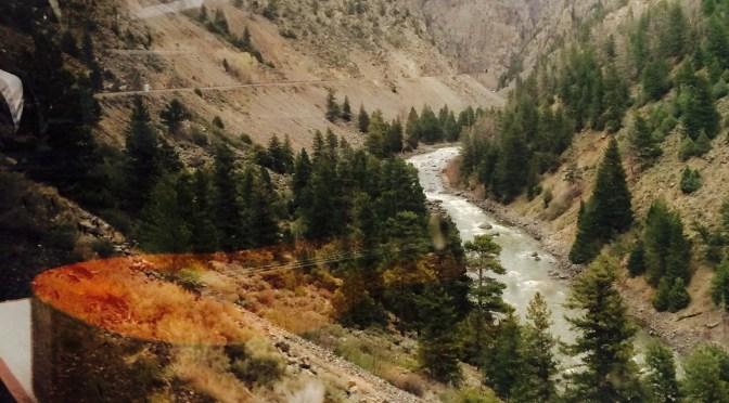 Amtrak California Zephyr — photos by Toni Martin