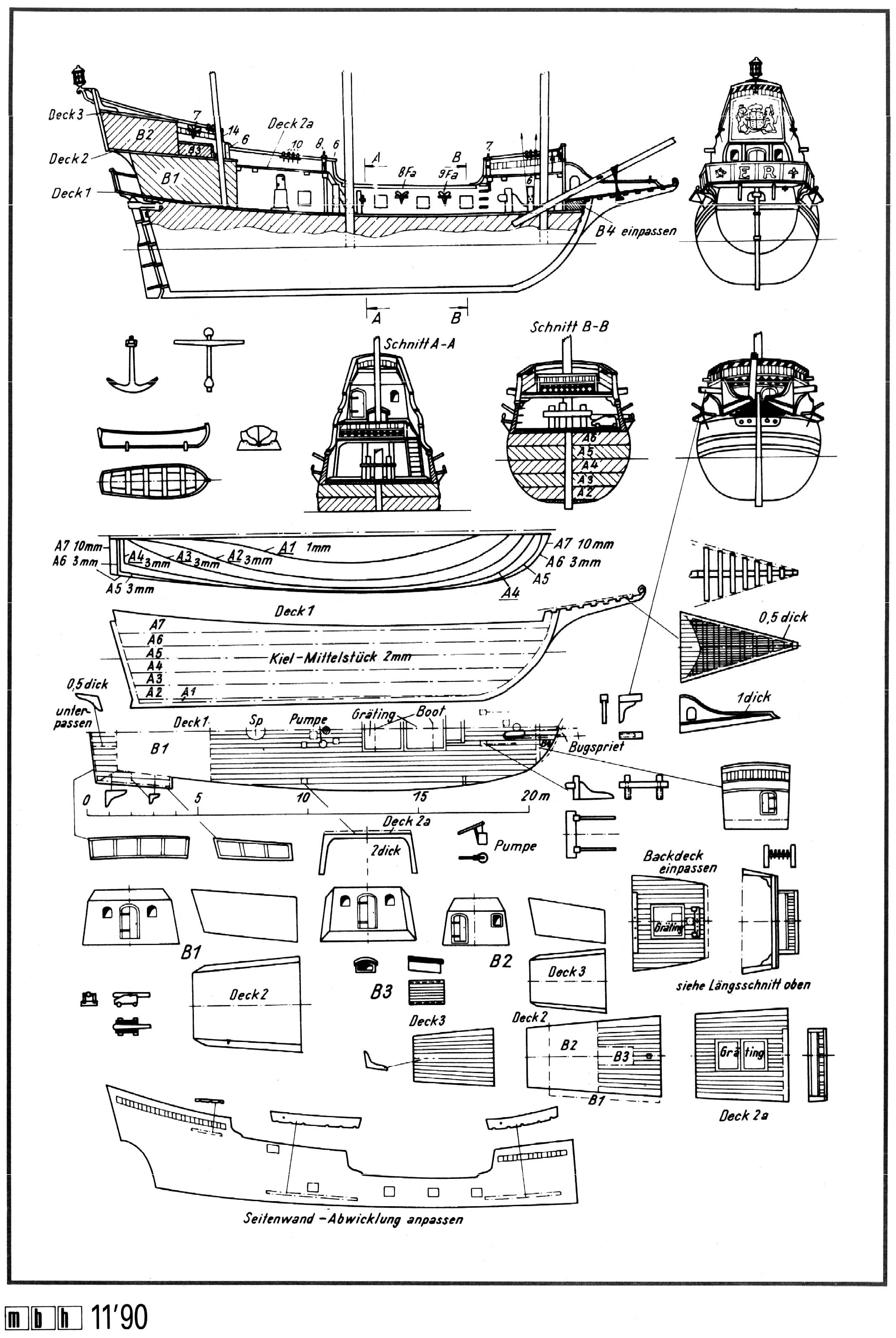 Tmp This Ship Scratchbuilt Or Produced By Someone Topic