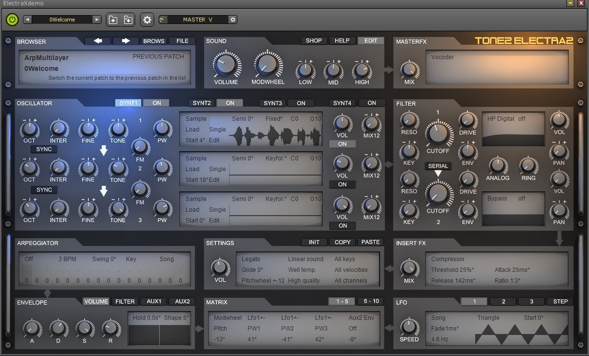 Review of Electra 2 VST by Tone 2