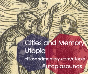 Cities and Memory Utopia project launches today (28th September)