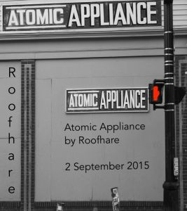 Review of 'Atomic Appliance' album by Roofhare