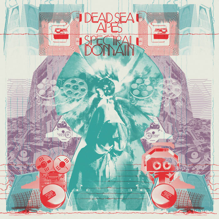 Review of 'Spectral Domain' by Dead Sea Apes on Cardinal Fuzz / Sunrise Ocean Bender