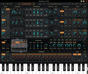 Review of Monique Monophonic Synthesiser by Monoplugs
