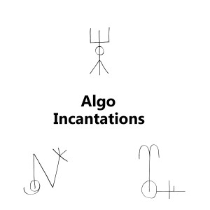 The making of an album using Algo Incantations, a project by Shardcore