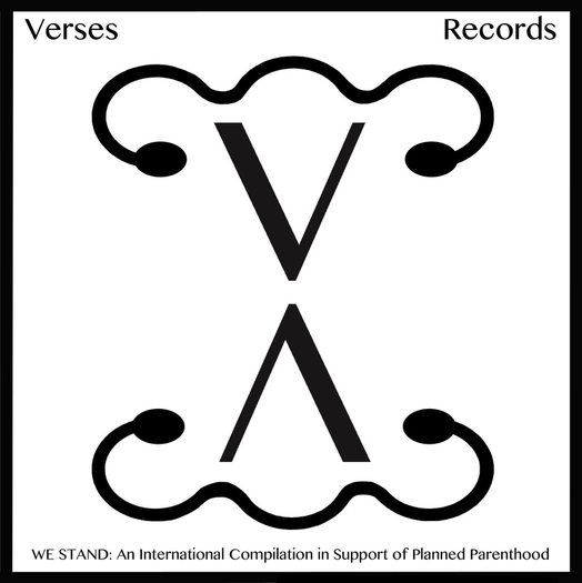 Review of 'We Stand: An International Compilation in Support of Planned Parenthood' on Verses Records