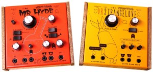 Analogue Solutions introduces Mr Hyde and Dr Strangelove synthBlocks signal processors