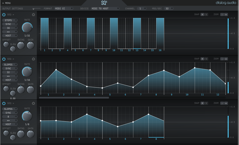 Review of SQ4 Sequence Processor plugin by Dialog Audio