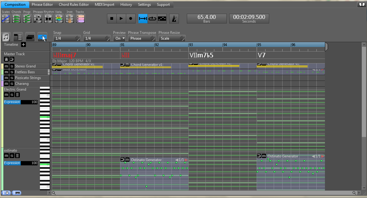 Review of RapidComposer music prototyping software by MusicDevelopments