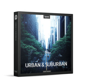 Review of Urban and Suburban sample pack by Boom Library