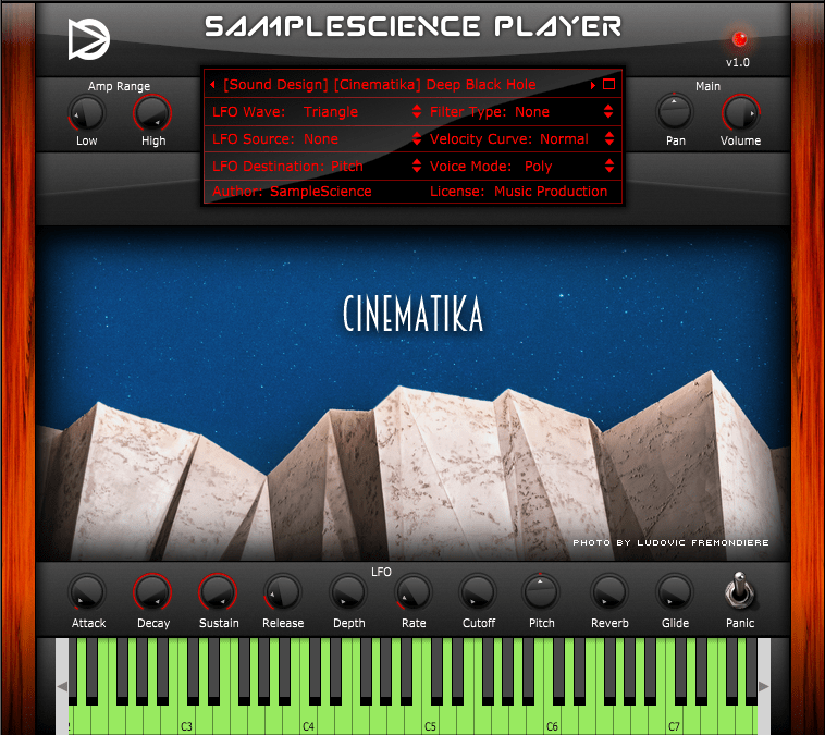 Review of SampleScience Player – a 200 instrument rompler (VST / AU)