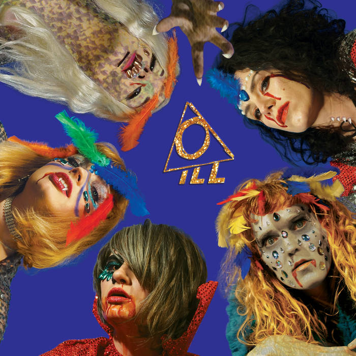 Review of 'We Are ILL' album by ILL on Box Records