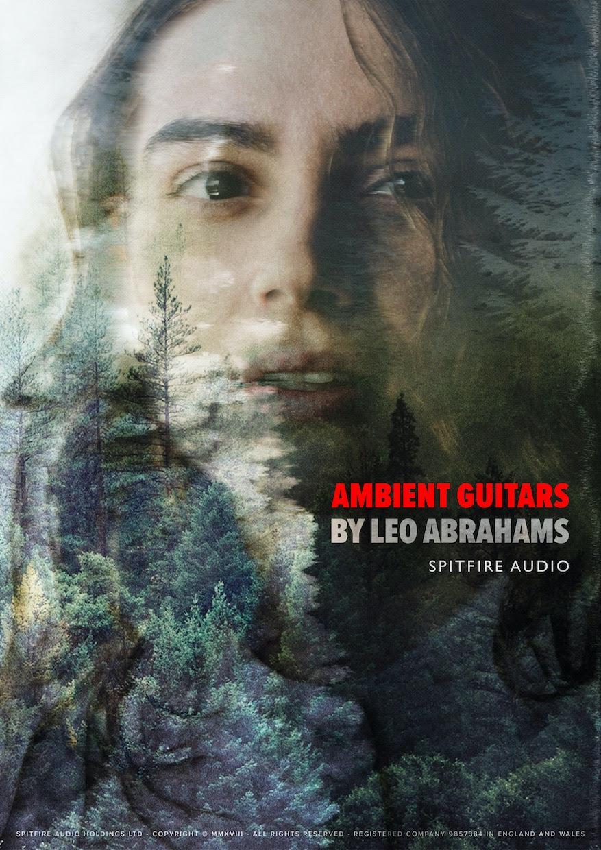 Review of Ambient Guitars by Leo Abrahams – a virtual instrument for Kontakt (full version or player) by Spitfire Audio