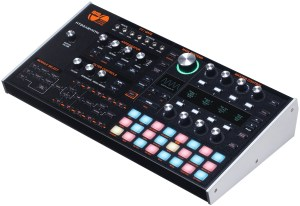Ashun Sound Machines (ASM) advances Hydrasynth digital wave morphing synthesizer with welcomed Version 1.3.0 firmware update