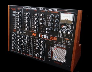 Analogue Solutions stocks first batch of Vostok2020 as an augmented semi-modular masterpiece fit for new decade