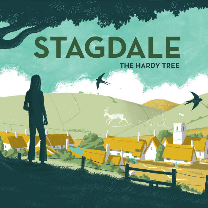 Review of Stagdale EP by The Hardy Tree on Clay Pipe Music