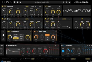 Review of LION synth by Unfiltered Audio