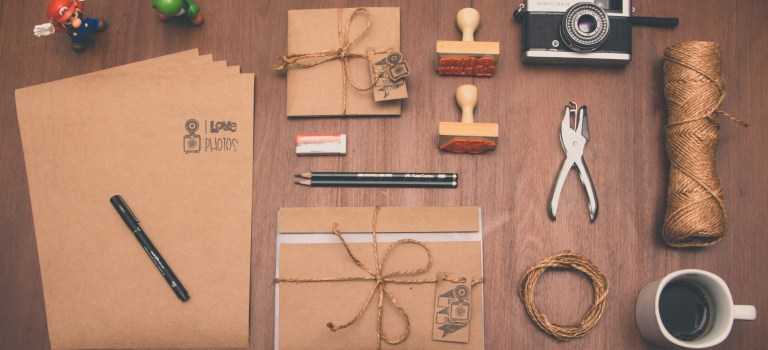 Eco-Conscious Back to School / Back to Work Supplies :: Etsy
